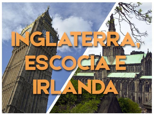 INGLATERRA, ESCOCIA E IRLANDA - GRUPAL 2019 | Marcelo Gimenez Turismo